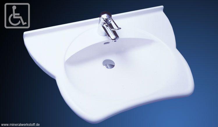 varicor waschtischmodell vitalis pro einzelwaschtisch. Black Bedroom Furniture Sets. Home Design Ideas
